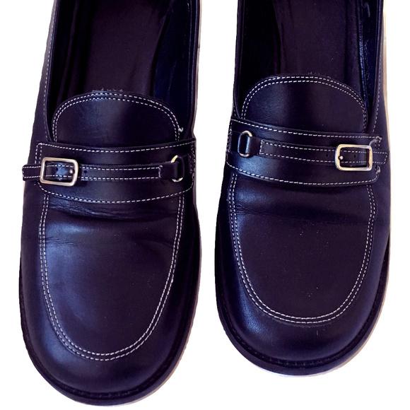 Coach Shoes - Black Coach Shoes Flats